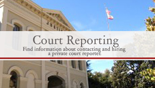 courtReporting